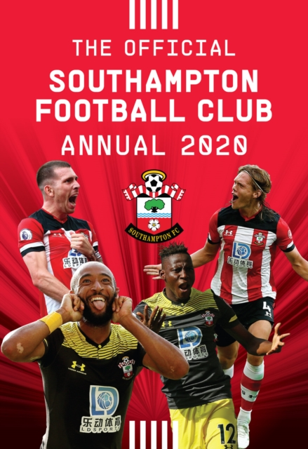 Official Southampton FC Annual 2020