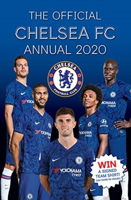 Official Chelsea FC Annual 2021