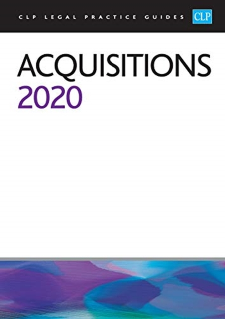 Acquisitions 2020