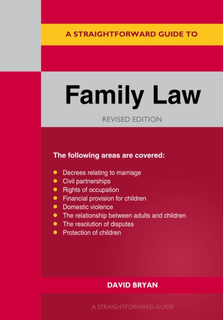 Straightforward Guide To Family Law