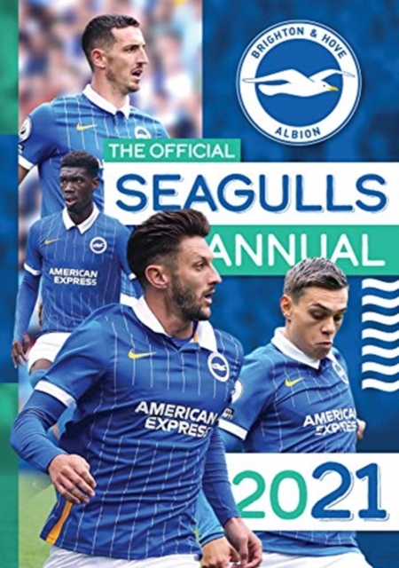 Official Brighton & Hove Albion Annual 2021