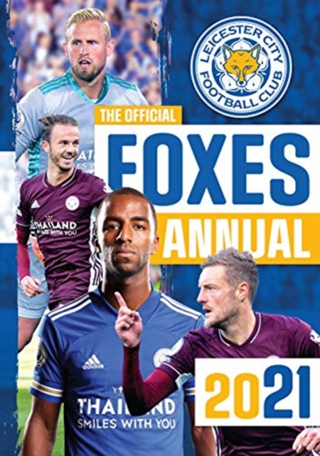 Official Leicester City FC Annual 2021