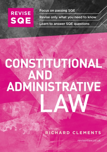 SQE Constitutional and Administrative Law