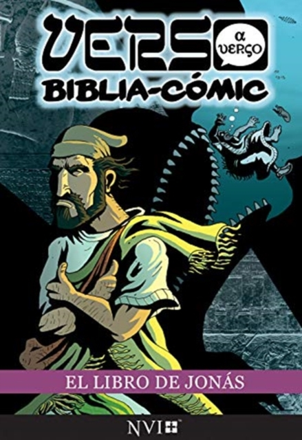 libro de Jonas: Verso a Verso Comic Biblico