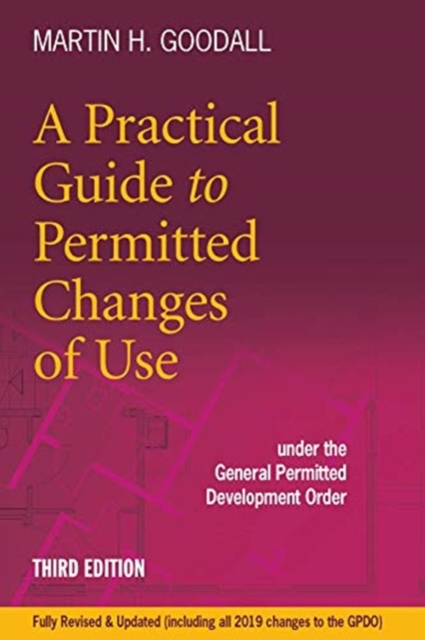 Practical Guide to Permitted Changes of Use