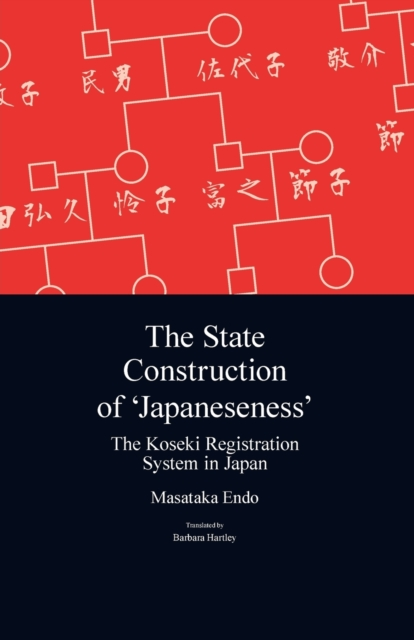 State Construction of 'Japaneseness'