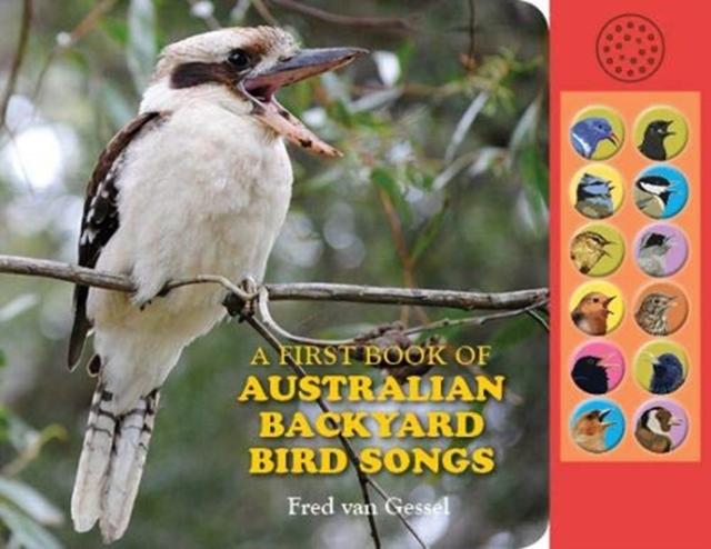 First Book of Australian Backyard Bird Songs
