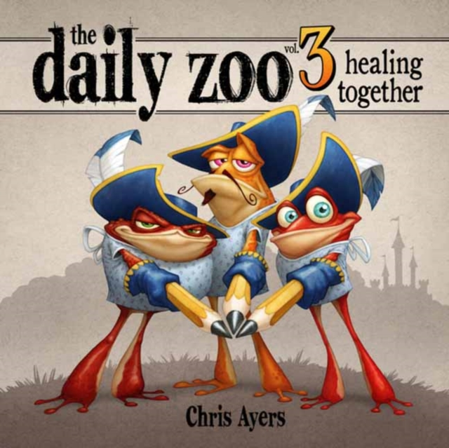 Daily Zoo: Year 3