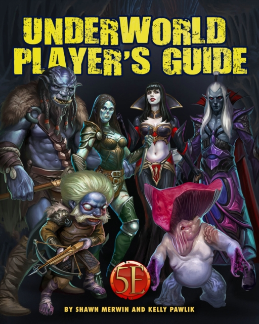 Underworld Player's Guide for 5th Edition
