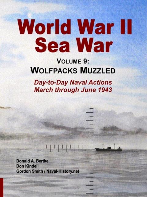 World War II Sea War, Vol 9