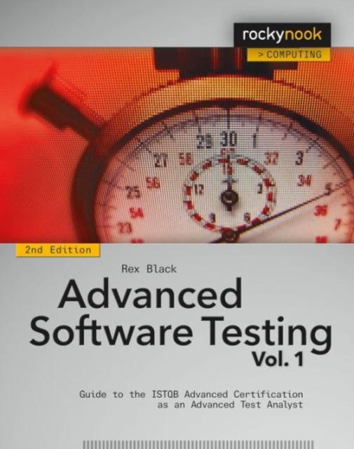 Advanced Software Testing Volume 1