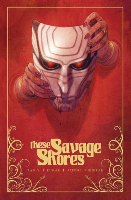 These Savage Shores TPB Vol. 1
