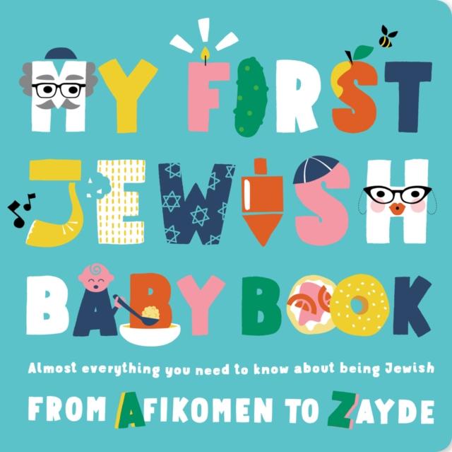 My First Jewish Baby Book