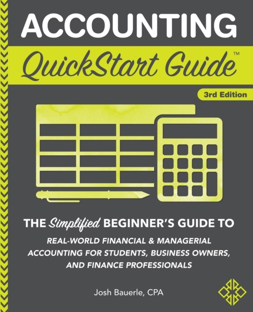 Accounting QuickStart Guide