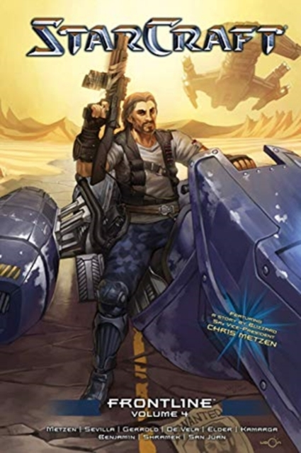StarCraft: Frontline Volume 4