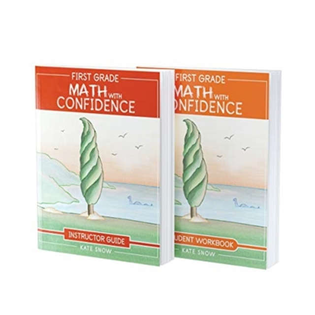 First Grade Math with Confidence Bundle