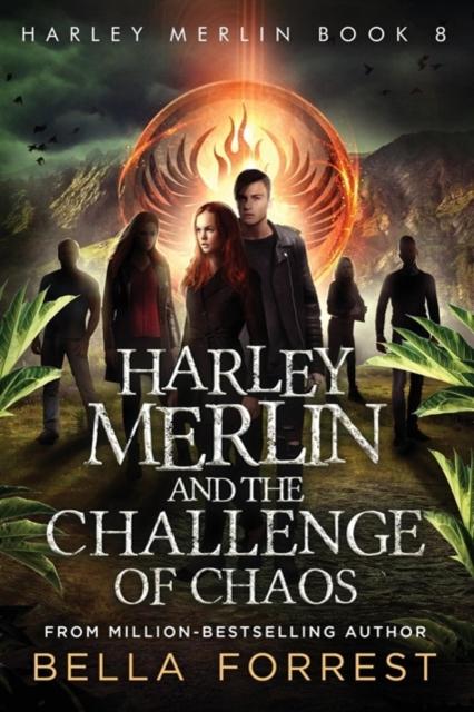 Harley Merlin 8