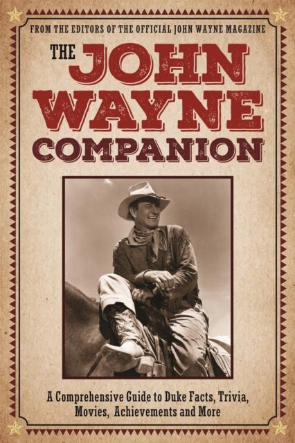 John Wayne Companion