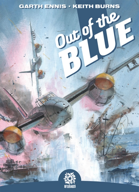 OUT OF THE BLUE: The Complete Series HC