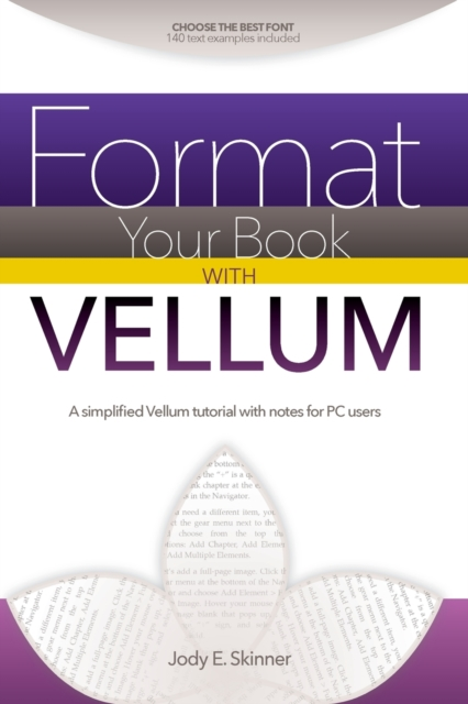 Format Your Book with Vellum