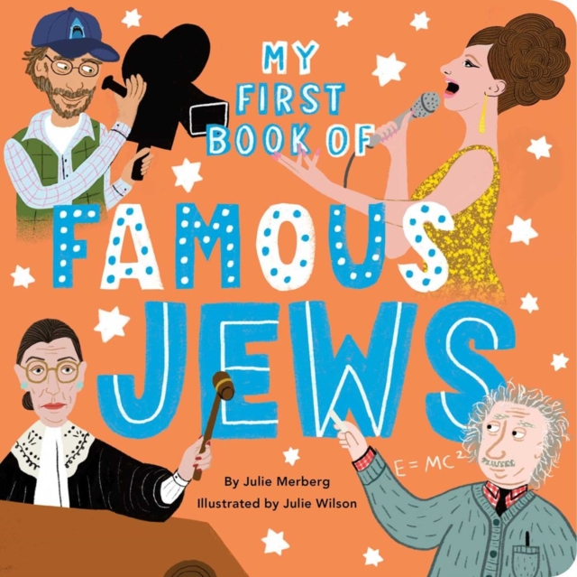 My First Book Of Famous Jews