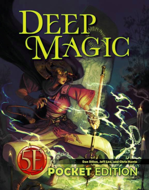 Deep Magic Pocket Edition for 5th Edition