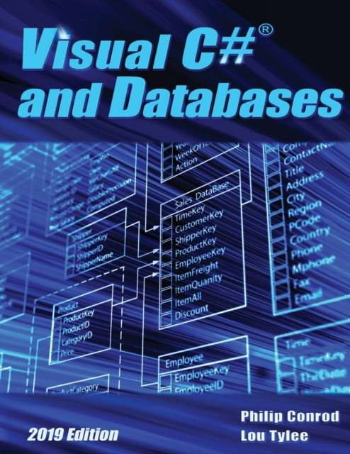 Visual C# and Databases 2019 Edition