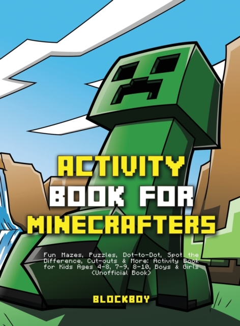 Activity Book for Minecrafters
