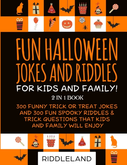 Fun Halloween Jokes and Riddles for Kids and Family