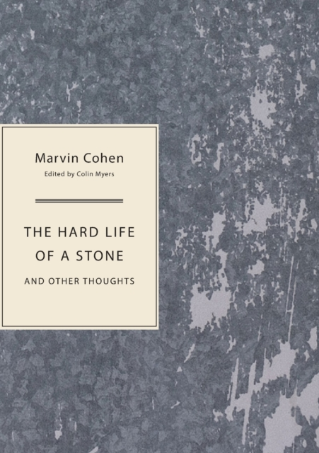 Hard Life of a Stone