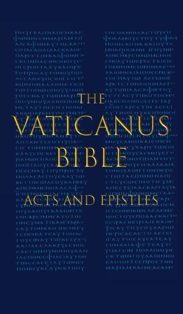 Vaticanus Bible
