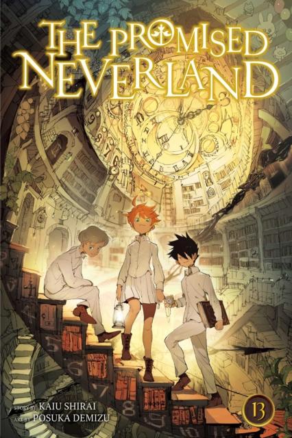 Promised Neverland, Vol. 13
