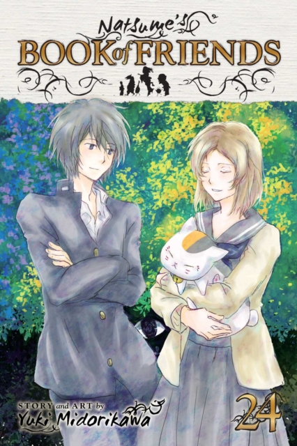 Natsume's Book of Friends, Vol. 24