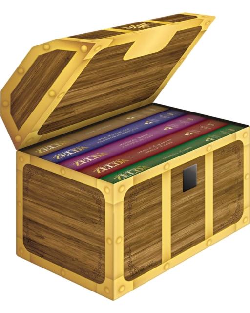 Legend of Zelda: Legendary Edition Box Set