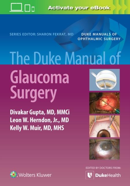 Duke Manual of Glaucoma Surgery
