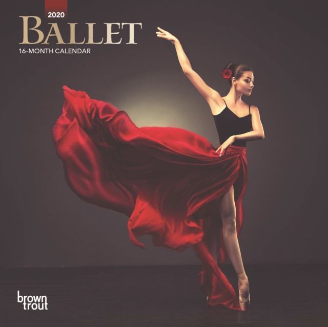 Ballet 2020 Mini Wall Calendar