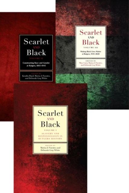 Scarlet and Black (3 Volume Set)