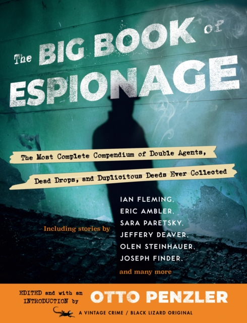 Big Book of Espionage