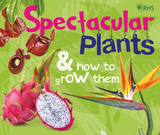 RHS Spectacular Plants and how to grow them