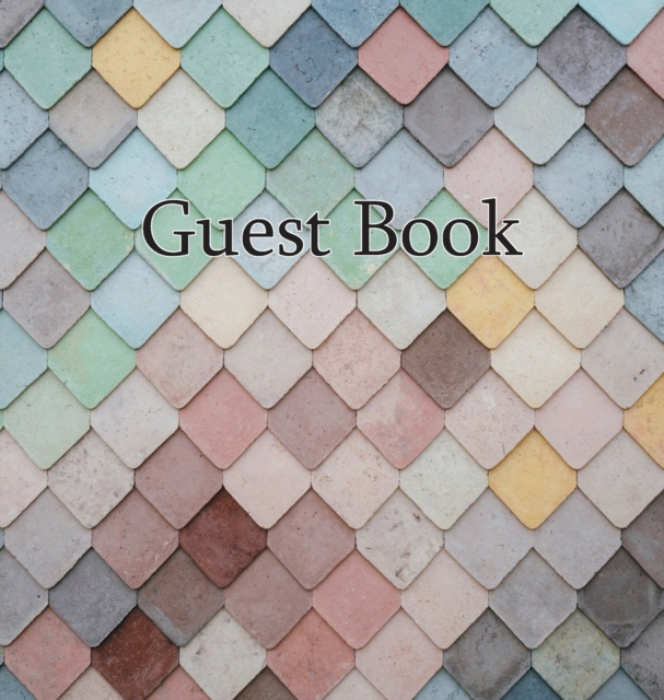 Guest Book, Visitors Book, Guests Comments, Vacation Home Guest Book, Beach House Guest Book, Comments Book, Visitor Book, Nautical Guest Book, Holiday Home, Family Holiday Guest Book, Bed & Breakfast, Retreat Centres (Hardback)