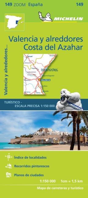 Valencia C.D. Azahar - Zoom Map 149