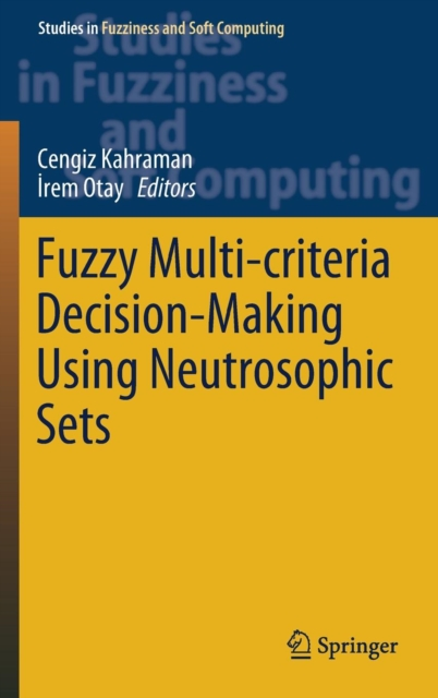 Fuzzy Multi-criteria Decision-Making Using Neutrosophic Sets