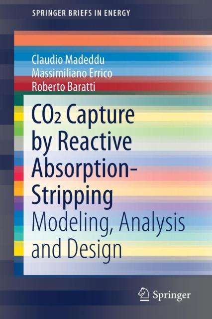 CO2 Capture by Reactive Absorption-Stripping