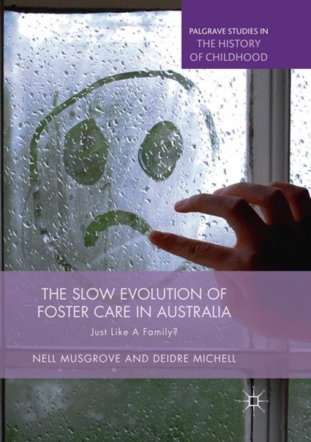 Slow Evolution of Foster Care in Australia