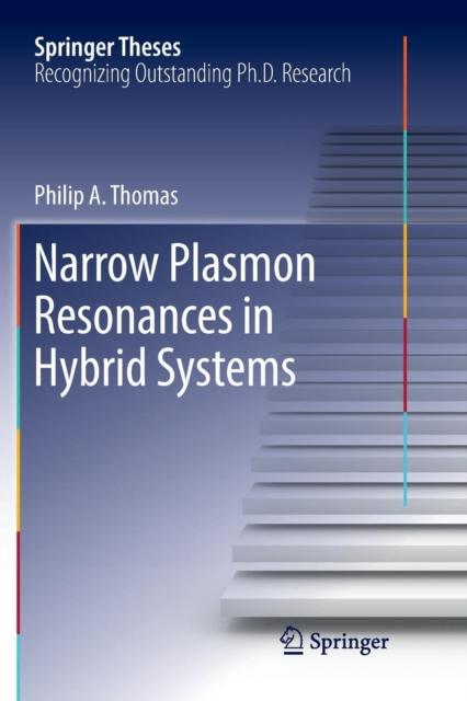 Narrow Plasmon Resonances in Hybrid Systems