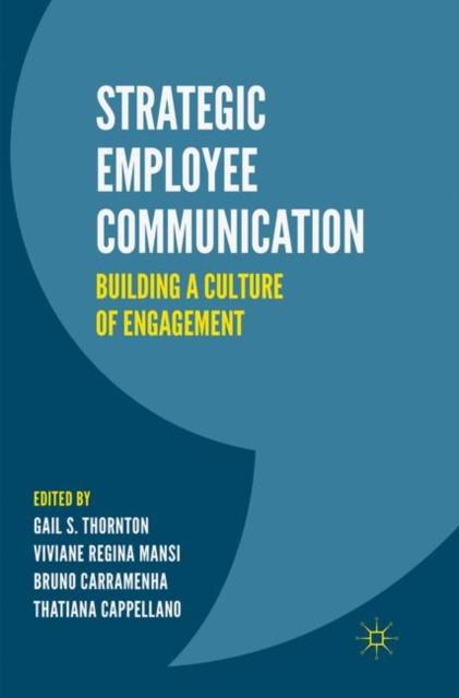 Strategic Employee Communication
