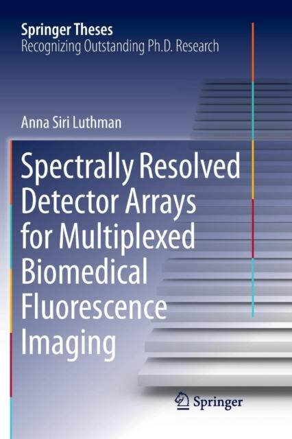 Spectrally Resolved Detector Arrays for Multiplexed Biomedical Fluorescence Imaging