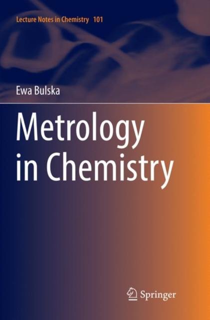 Metrology in Chemistry