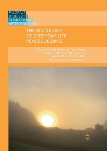 Sociology of Everyday Life Peacebuilding