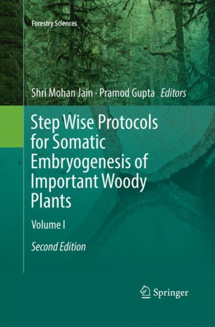 Step Wise Protocols for Somatic Embryogenesis of Important Woody Plants